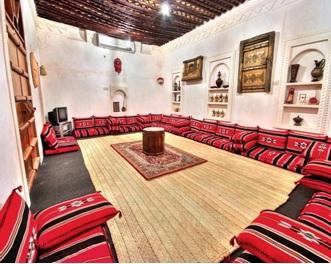 Đặng Thị Diệu Thúy. Nhà ở truyền thống của người Arab